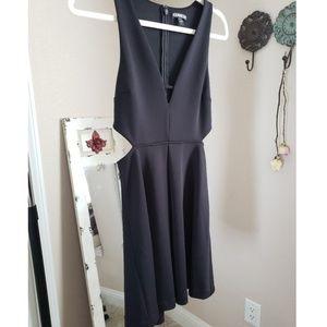 Express Cutout Dress